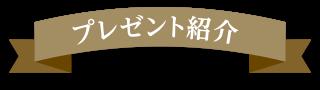 プレゼント紹介