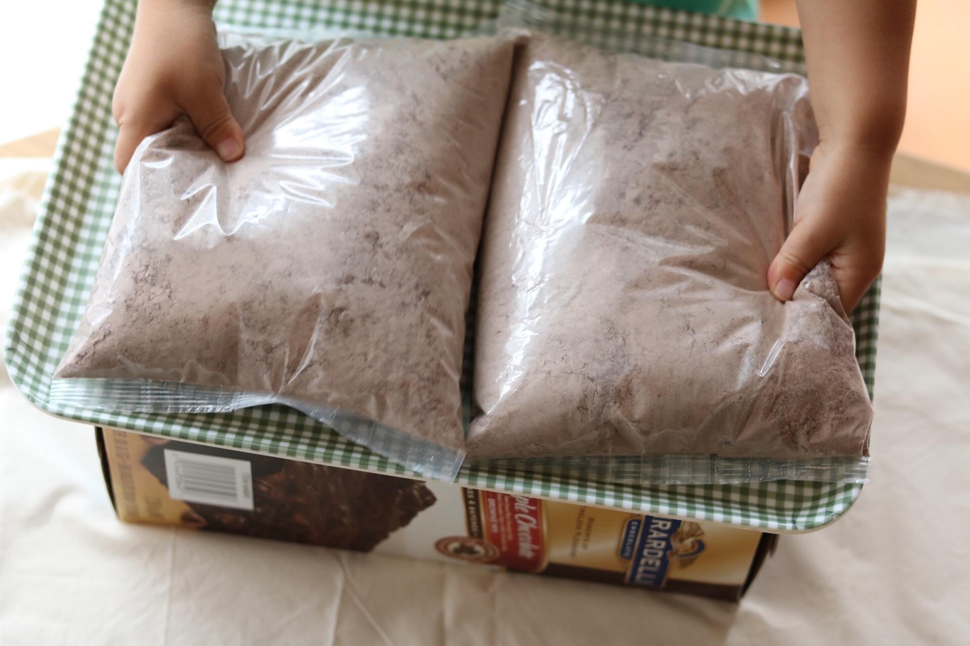 ブラウニーミックス 袋