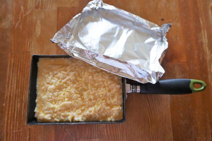 卵焼きご飯の作り方3
