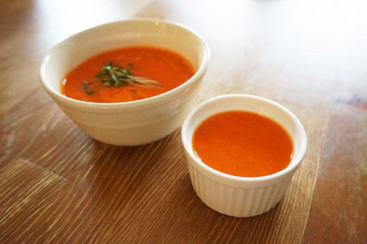パプリカスープ作り方5