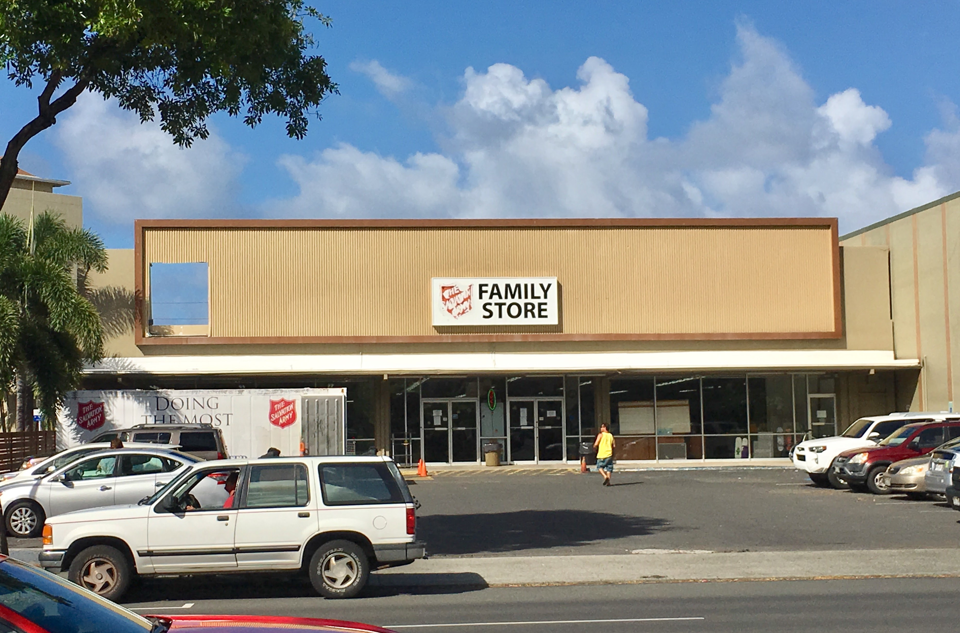 ハワイ Family Store Kailua