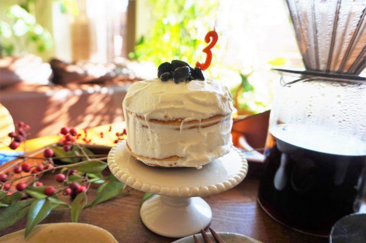 どら焼きケーキ1