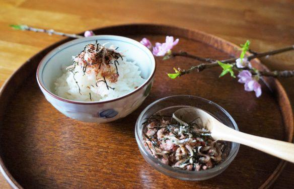 桜でんぶふりかけイメージ2