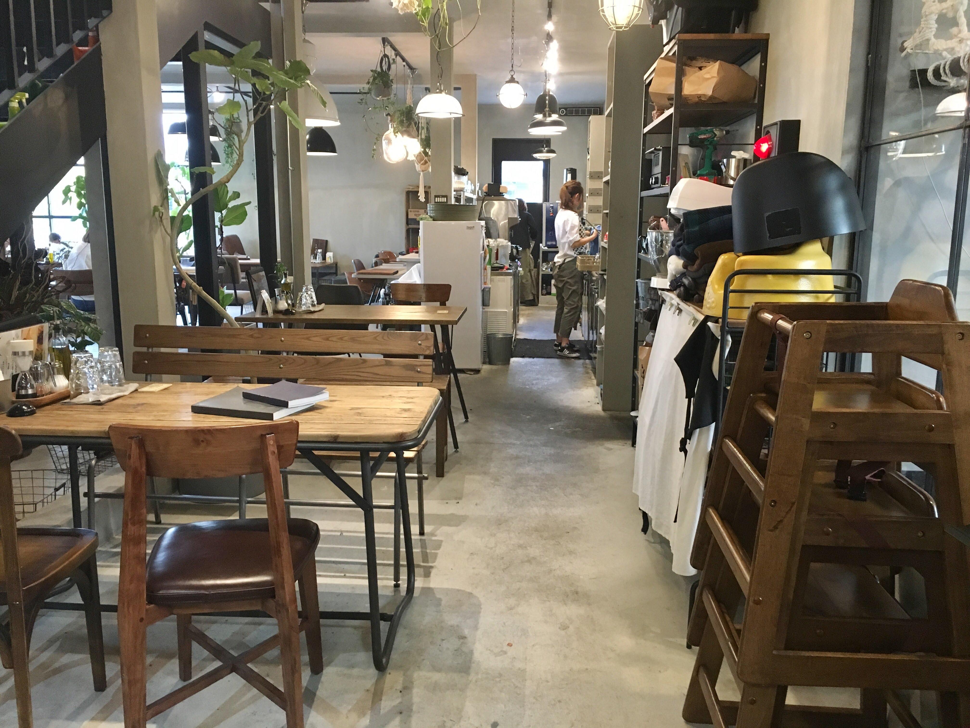 アンティカツリーカフェ 和泉市