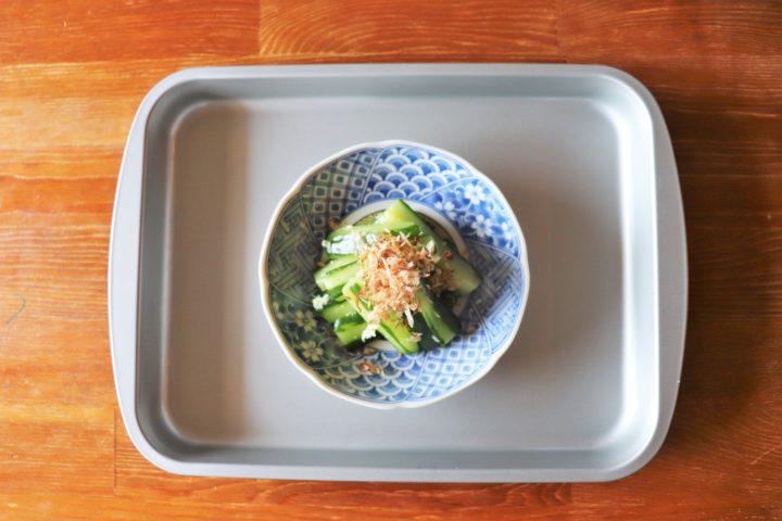 野菜あっさりおつまみ作り方4